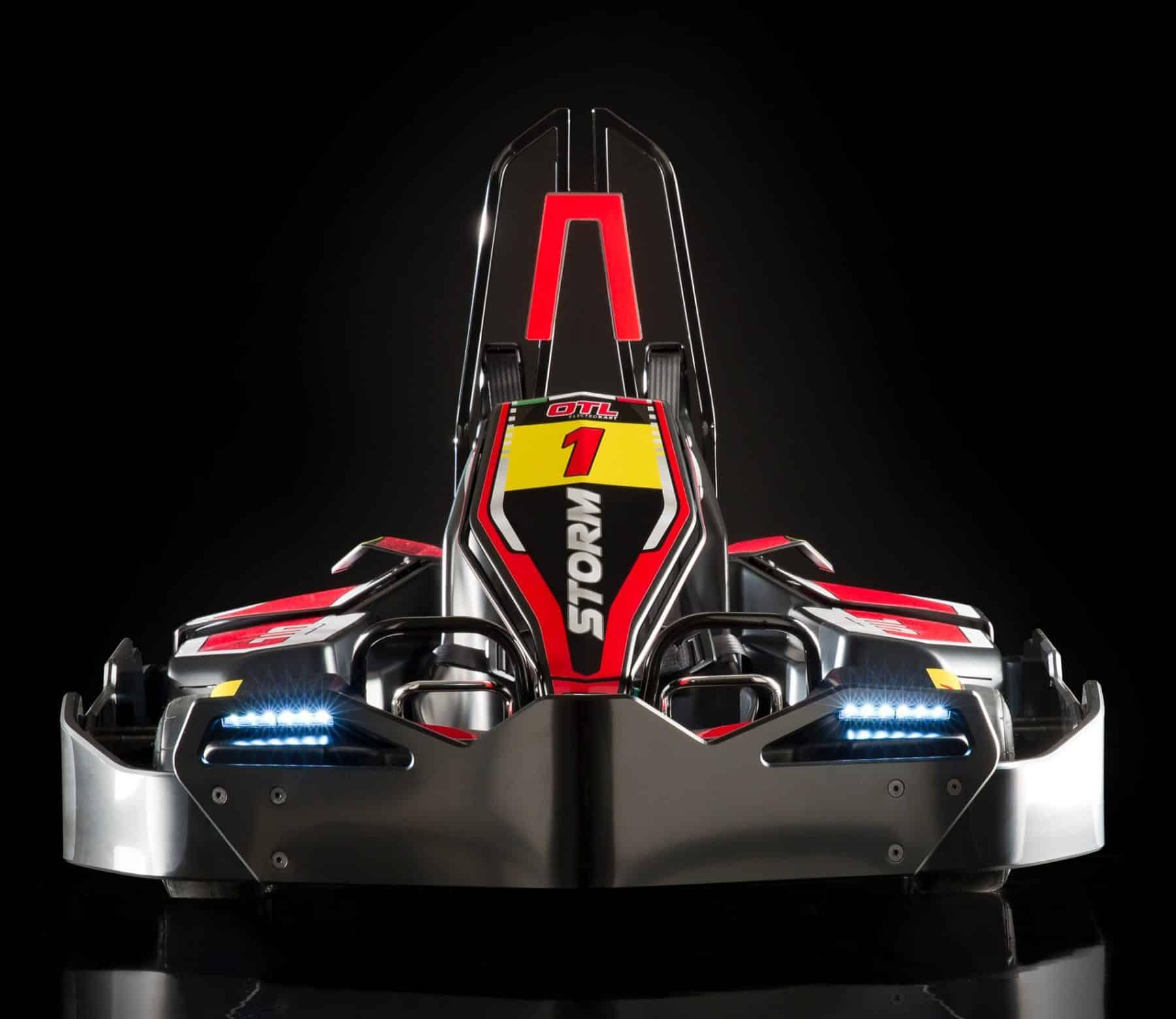 les avantages du karting lectrique imagipark. Black Bedroom Furniture Sets. Home Design Ideas